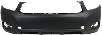 Front Bumper Replacement Cost >> Amazon Com Crash Parts Plus Primed Front Bumper Cover