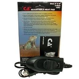 Catalina Adjustable Heat Pad 4 Watt 4 x 5in