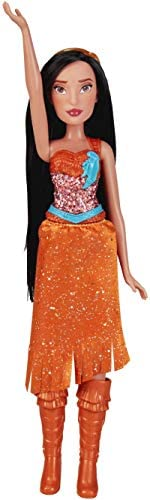 Boneca Disney Princesas Clássica Pocahontas - Hasbro