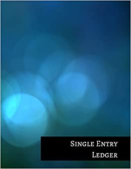 Single Entry Ledger: One Column Columnar Format
