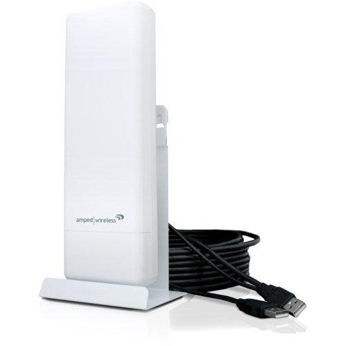 Amped Wireless Ua600ex High Power Wireless-N 600Mw Pro Usb A