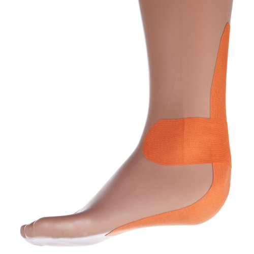 Remedy Athletic Kinetic Kinesiology Tape, Orange