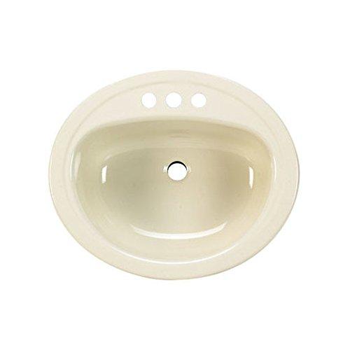 Bayside Lavatory Sink Oval 20