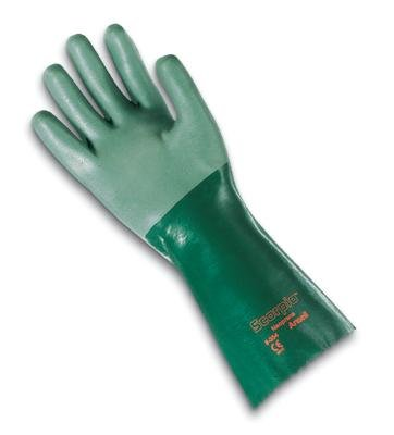 Ansell(R) Size 8 Scorpio(R) Neoprene Fully Coated 14'' Glove With Gauntlet Cuff