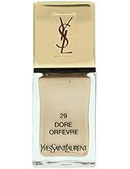 Yves Saint Laurent La Laque Couture Nail Lacquer - # 29 Dore Orfevre 10ml/0.34oz