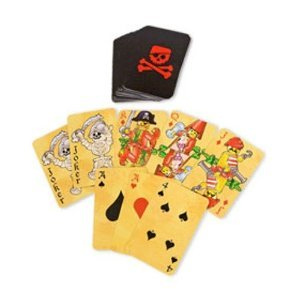 Lego Pirate Playing Cards article 4527461