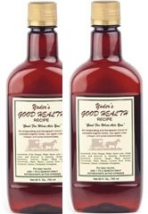 - Yoder's Good Health Recipe Tonic (2 Pack)