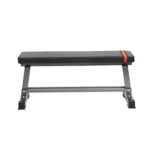 Karmas Product Flat Bench Workout with Steel Frame by Karmas Product