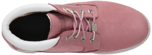 Womens Double Pink Timberland Nellie Boots Pink Chukka fHwIT