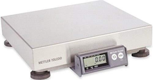 Mettler Toledo PS60-U1101-000 150LB SCALE, STAINLESS STEEL PLATTER, BASE MOUNT DISPLAY (Renewed)