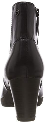 7 Botines black Noir Tamaris Uni 25324 Femme 21 EUwxnqf60