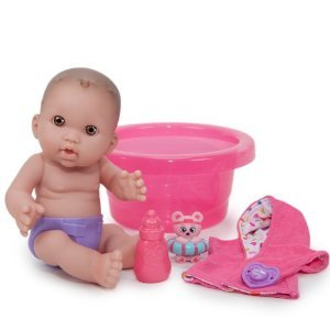 - Designed by Berenguer Baby Steps Nursery Doll with Bath Set Doll doll figure ( parallel import )