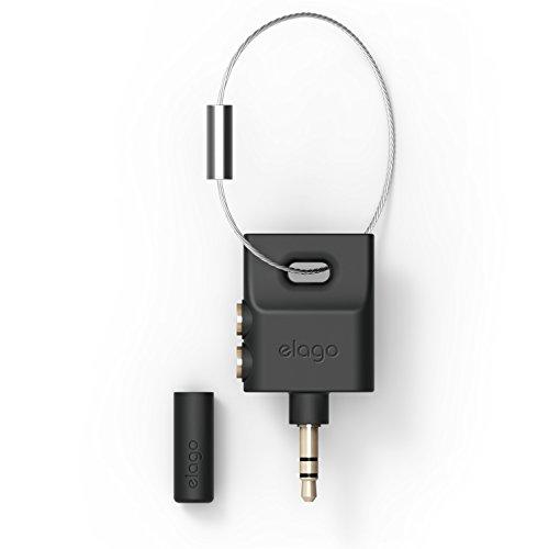 elago Keyring Headphone Splitter portable
