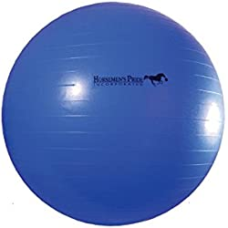 Horsemen Pride Jolly Mega Ball (30 inches) (Blue)