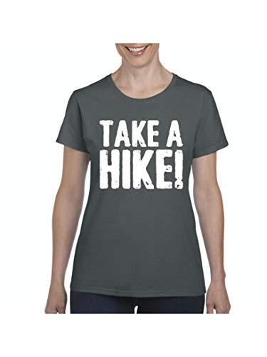 Sc Fishing Rod - Mom`s Favorite Hiking Camping Fishing Apparel Women's Short Sleeve T-Shirt (SC) Charcoal