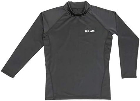 キャプテンスタッグ(CAPTAIN STAG) ラッシュガード レディース 長袖 UPF50+ UVカット Sサイズ ブラック UX-1001