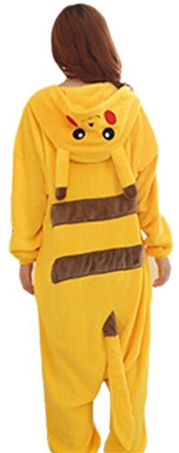 Japan Pokemon Pikachu Adult Cosplay Costume ALL SIZES