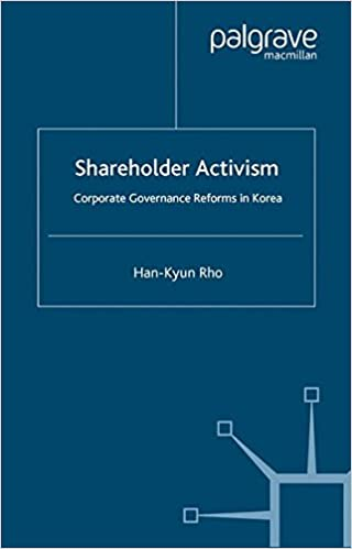 Buy Shareholder Activism: Corporate Governance and Reforms