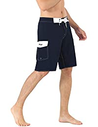 0be336adbe Men's Sportwear Quick Dry Board Shorts with Lining