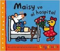 Maisy va al hospital