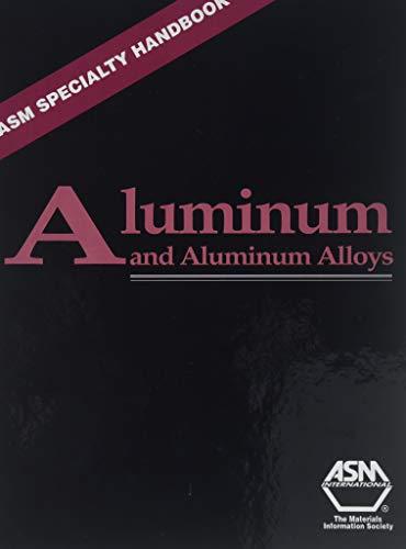 Aluminum and Aluminum Alloys (Asm Specialty Handbook) (06610G)