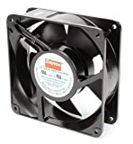 4-11/16'' Square Axial Fan, 115VAC
