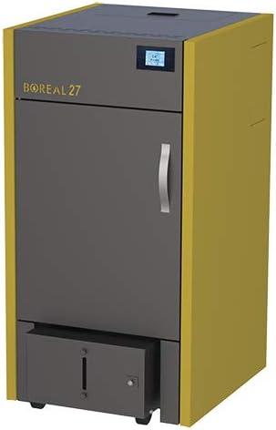 CALDERA DE PELLET BOREAL SERIE HYDROBOREAL 23A/27A (27 kW)