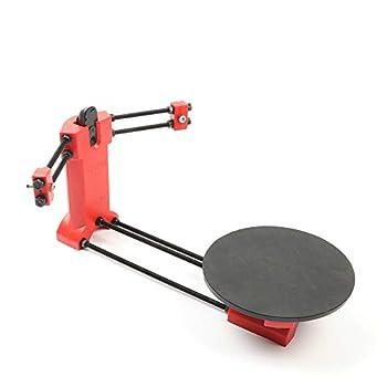 Image of HE3D Open Source Ciclop DIY 3D Systems Scanner Kit for 3D Printer Advanced Laser Scanner, Injection molding Plastics Parts 3D Scanners