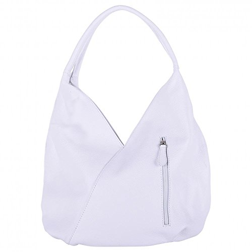 à Main OH MY BAG Modèle CUIR Mandalay femme Blanc Sac wpItI1rcq