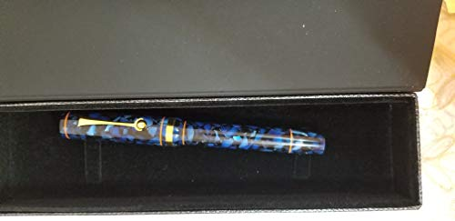 Bexley Pen Demeter Collection 6301 Blue Medium Nib Premium Writing Utensil for the Scholarly and Writers