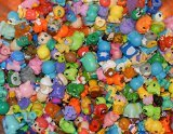 Squinkies for Girls & Boys: Fairies, Figures, Fantasy, Animals, Birds, Cartoon Characters - 20pc Mixed