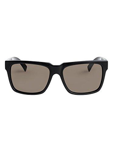Black Gafas Quiksilver para Bruiser sol EQYEY03075 Grey de Hombre Shiny 6fW8anf
