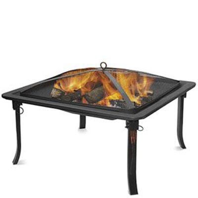 Blue Rhino WAD15112MT Brushed Copper Wood Burning Outdoor Firebowl, 23.5 in. /RM#G4H4E54 E4R46T32522211 ()