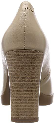 Femme beige A Annya High Geox C5000 Escarpins D ZRnXqnFU