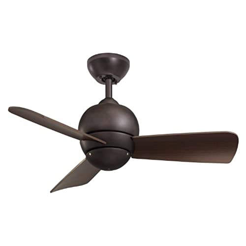 Ceiling fan unique amazon emerson ceiling fans cf130orb tilo modern low profilehugger indoor outdoor ceiling fan damp rated 30 inch blades light kit adaptable oil rubbed bronze aloadofball Gallery