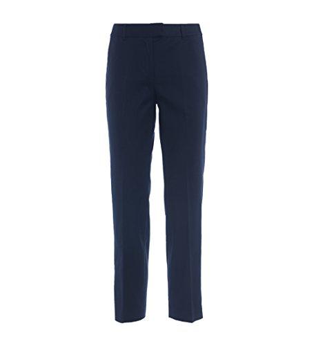 Pantalón gabardina Michael Kors azul marino Azul