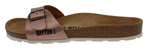 Rose Tongs Bayton Ba 10234 sandales ZInRdPq