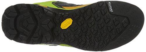 Salewa Uomini Ms Firetail 3 Gtx Trekking- E Scarpe Da Passeggio Nero (black Out / Tramonto 0946)