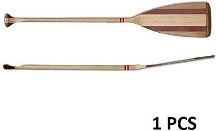 exotisches Holz Mahagoni und Asche Hohe Qualit/ät 105 cm Leicht Szmaglinski Stechpaddel Paddel Exklusiv aus Fichte Sehr Langlebig