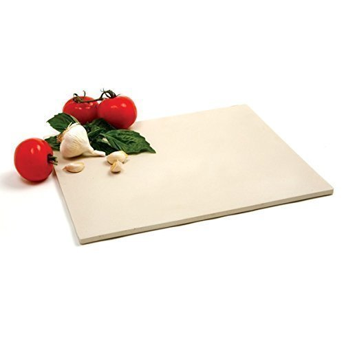 Norpro Pizza 13-inch by 15-inch Baking Stone