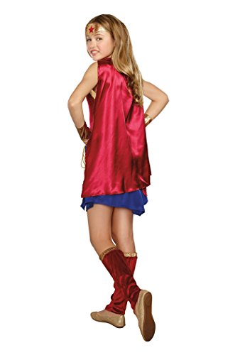 SugarSugar Tween Wonder Cutie Costume, One Color, X-Large