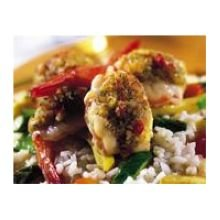 King and Prince Seafood Mrs Friday Stuffed Shrimp Baker, 3 Pound -- 4 per case.