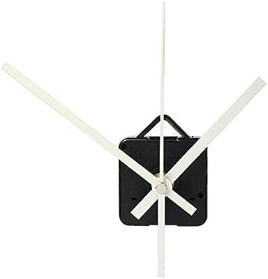 Wall Clock Quartz Movement Mechanism Parts Short Spindle Black High Precision US