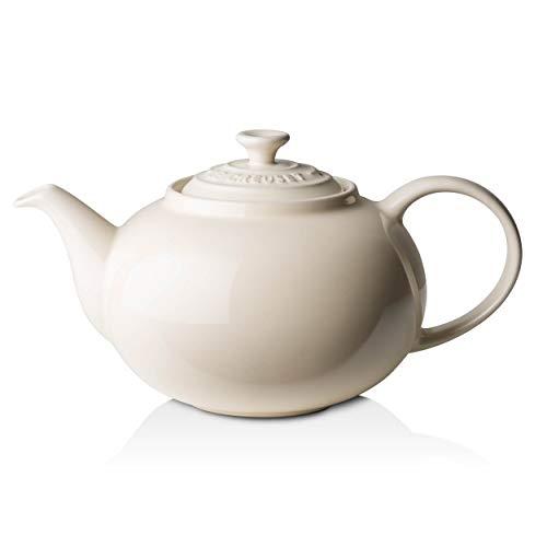 Le Creuset Almond Classic - Creuset Classic Teapot Le