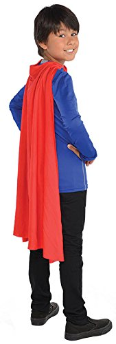 Superhero Costumes Red (Amscan Superhero Cape Dress Up Costume Party Accessory, Red, 13 x)