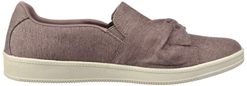 Baskets Madison Femme Ave Enfiler Town Mauve My Skechers d7IqwYI