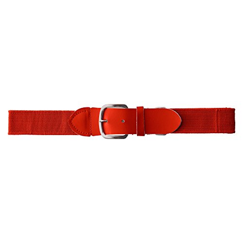 Softball Uniforms - Champion Sports Adult Baseball/Softball Uniform Belt, orange