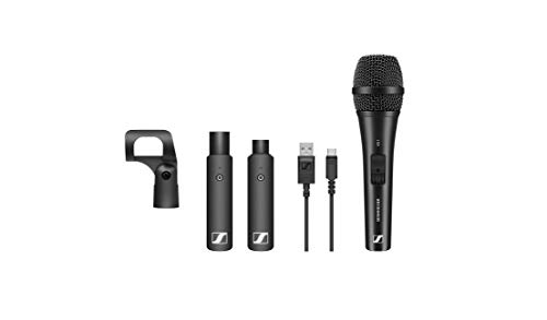 Sennheiser XSW-D VOCAL SET W XS1 Dynamic Microphone