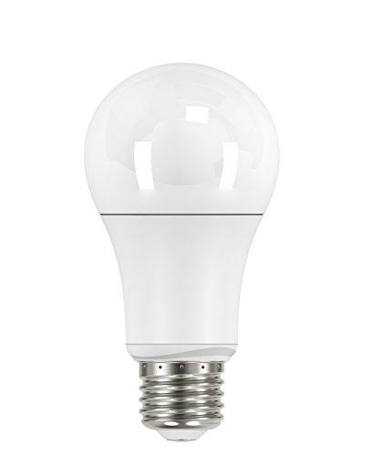Satco 4pck 11w A19 LED Natural 5000k E26 base 240 Non-Dimmab