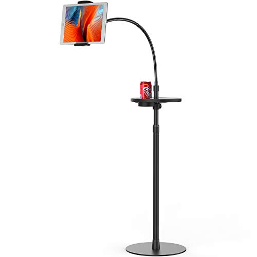 Viozon Gooseneck Tablet Floor Stand